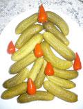 chrisula´s Weihnachtsgurkerlbaum