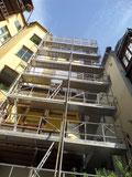 Balkonsanierung, Conradstr. 12, Innsbruck