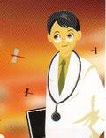 評判のいいクロス動物病院の院長の画像です