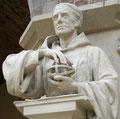 Statua di Roger Bacon - © Michael Reeve
