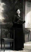 photo  de la mère de Catherine Paysan