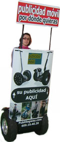 Panel Frontal PUBLISEGWAY    ____con panel AÉREO