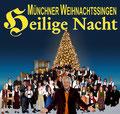 Münchner Weihnachtssingen Heilige Nacht mit Enrico de Paruta und großer Solistenbesetzung in der Allerheiligen-Hofkirche der Münchner Residenz
