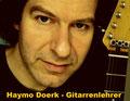 Haymo Doerk Gitarrenlehrer
