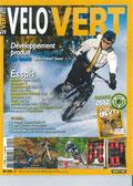 Velo Vert 今月号表紙