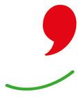 Logo Komma7 Lächeln