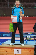 Sieger bei den Herren A: Patrick Strauch