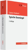 Cover des Buches Typische Baumängel