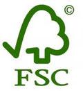 Logo FSC, papier