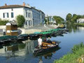 les embarcadères de Coulon sur la Sèvre Niortaise