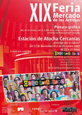 19th Artist's Fair, Madrid, Spain