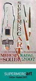 """Exposición colectiva """"SupermercART"""", Sóller"""