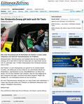 McTAXI engagement für Kindersitze