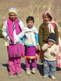Kinder von Shimshal