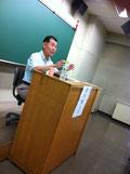 鈴木健先生
