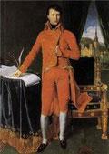 Bonaparte 1er consul Jean-Auguste Ingres