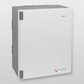 Einbruchmelderzentrale hiplex 8400 GR100 von Telenot; presented by SafeTech