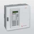 Einbruchmelderzentrale hiplex 8400H GR80/BT820 von Telenot; presented by SafeTech