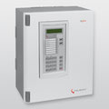 Einbruchmelderzentrale hiplex 8400H GR100 / BT820 von Telenot; presented by SafeTech