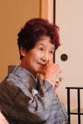 御家流香道桂雪会 会長 熊様久美子先生