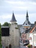 Vue de Cambrai