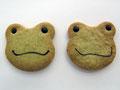 ケロちゃんクッキー