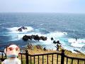 立待岬観光グルメ旅。波と風の音を感じて下さい。