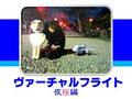 ヴァーチャルフライト夜桜編
