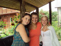 Anastasia mit Jana und Sascha