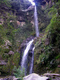 Cascada de Taxopamba