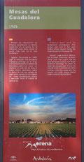 """LOCALIZACIÓN - MESAS DEL GUADALORA - (Haz """"clic"""" en la imagen para ampliar)."""