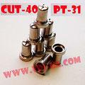 Сопло CUT-40 никель