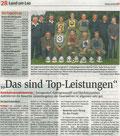 Artikel NÖN Mistelbach, Sieger Silber A - FF Zwingendorf