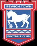 Das Wappen von Ipswich Town