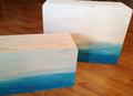 Bemalte Schachteln