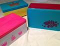 Box mit Krone