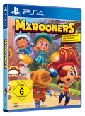Packshot Marooners Playstation 4