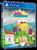 Packshot Bibi Blocksberg - Das große Hexenbesen-Rennen 3 (PlayStation 4)