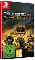 Packshot Tiny Troopers Joint Ops XL für Nintendo Switch