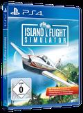 Packshot Island Flight Simulator PS4