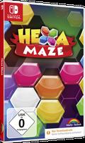 Packshot Hexa Maze für Nintendo Switch