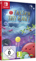 Packshot Tales of the Tiny Planet Nintendo Switch
