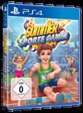 Packshot Summer Sports Games (Playstation 4)