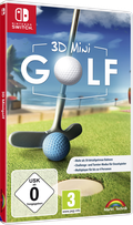Packshot 3D Minigolf Nintendo Switch