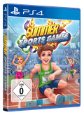 Packshot Summer Sports Games (PlayStation 4)
