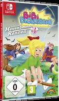 Packshot Bibi Blocksberg - Das große Hexenbesen-Rennen 3 für Nintendo Switch