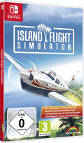 Packshot Island Flight Simulator für Nintendo Switch