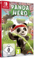 Packshot Panda Hero (Nintendo Switch)