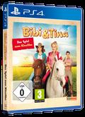 Packshot Bibi & Tina - Das Spiel zum Kinofilm (PalyStation 4)
