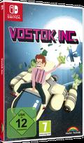 Packshot Vostok Inc. für Nintendo Switch